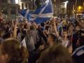 После референдума: в Шотландии продолжаются драки и аресты