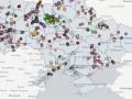 В Украине появилась интерактивная карта безопасности дорог
