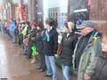В Санкт-Петербурге разогнали акцию в поддержку Савченко,  участников задержали