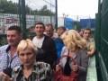 В Сети показали, как украинцы штурмуют границу с Евросоюзом