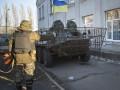 В годовщину Евромайдана не обошлось без жертв в зоне АТО