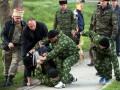 Российские оккупанты в Крыму нарушают военную дисциплину и пьянствуют