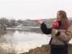 Под Киевом прорвало дамбу, вода со свалки попала в реку