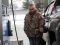Украинцы стали меньше покупать топлива на АЗС