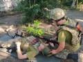 На Донбассе украинский солдат подорвался на неизвестном устройстве
