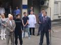 Да, нам удалось: Порошенко с улыбкой встретил Афанасьева и Солошенко