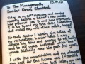 Британский таможенник напечатал заявление об увольнении на торте