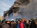 День в фото: Зачистка Майдана и массовые протесты в регионах