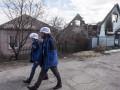 В жилых районах Донбасса размещается военная техника – ОБСЕ