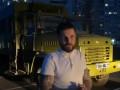 На улицах города Черкассы появилась военная техника