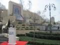 В Киеве открыли новый сквер c бесплатным Wi Fi (ФОТО)