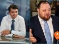 Разумкова выдвинули в спикеры, Стефанчука - в первые вице-спикеры
