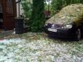 Буковину накрыло разрушительным крупным градом