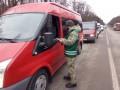 Погранслужба показала очереди на украинских границах после праздников