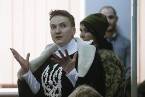 Савченко арестовали