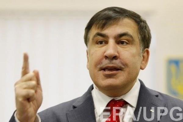 Михаил Саакашвили ожидает своего назначения на днях