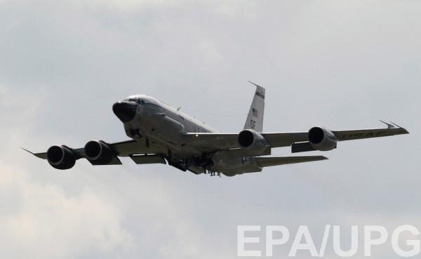Самолет-разведчик раз в двое суток патрулирует Черное море