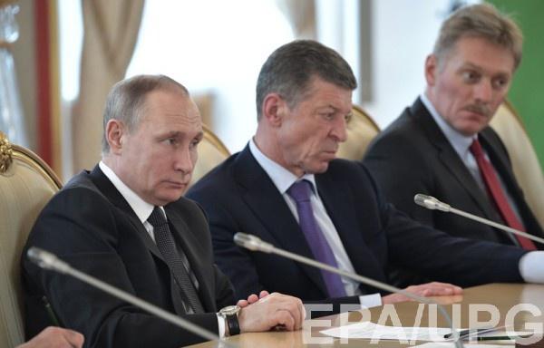 ВКремле отреагировали напризыв Трампа добиваться мира наДонбассе