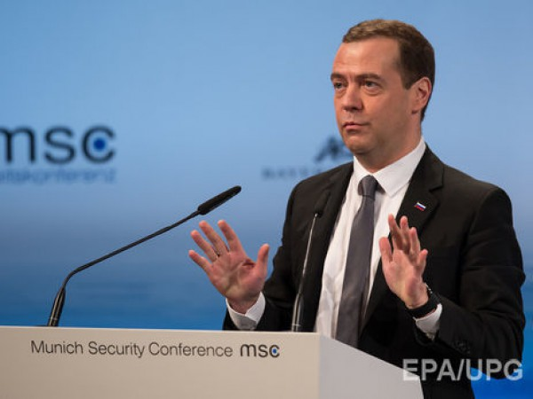 Российская Федерация нестремится «рулить повсему миру»— Медведев