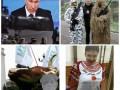 День в фото: Аваков и Чубака, вопросы к Путину и коровьи головы под Радой
