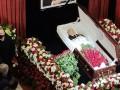 Похороны Кернеса: Перекрытые дороги, отпевание и Кличко в театре