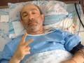 Кернес показал себя в больнице и пообещал вернуться