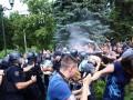 В Харькове протестуют против партии Кернеса и Труханова