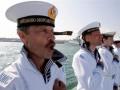Украинские и российские военные моряки почтили память погибших в ДТП военнослужащих ВМС