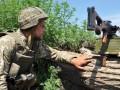 Военные заявили о затишье в зоне АТО