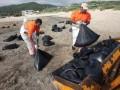 У побережья Калифорнии вылилось 80 тысяч литров нефти