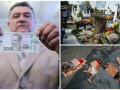 День в фото: Памятные банкноты, открытие памятника Богдану Ступке и протест в Филиппинах