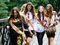 Выпуск 2014: прогулки в вышиванках по Майдану (фото)