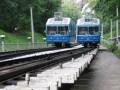 Работа киевского фуникулера восстановлена