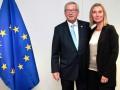 Юнкер и Могерини не приедут в Украину до саммита - СМИ
