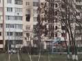 В Киеве вспыхнул жилой дом: есть жертвы
