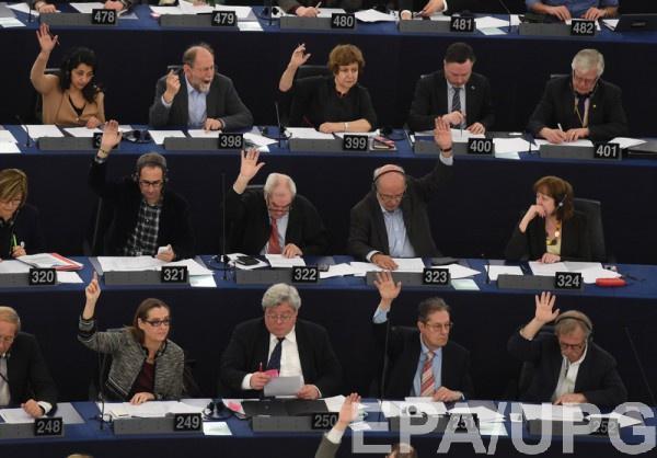 В Европарламенте утверждают, что судьбу Украины должны решать все страны-члены ЕС