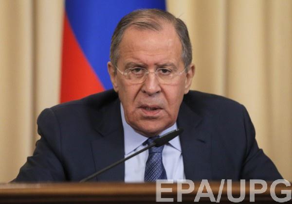 Лавров иЗариф сообщили, что удар США поСирии нарушает международное право
