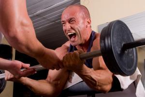 """Каждый вид """"железного"""" спорта требует максимальной самоотдачи"""
