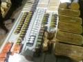 В Каменском обнаружили крупный склад оружия