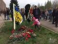 В Кривом Роге траур по жертвам ДТП: несут цветы и свечи