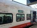 Поляки на поезде обозначили Львов, Луцк и Ровно как свои города – блогер