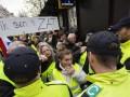 В Нидерландах прошла акция протеста