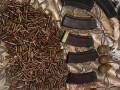 Киевлянин хранил дома боеприпасы и взрывчатку