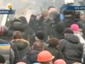 Митингующие взяли в плен минимум 10 правоохранителей