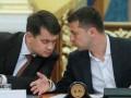 Подоляк рассказал, видит ли Зеленский конкурента в Разумкове