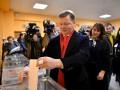 Ляшко получил штраф за показ бюллетеня на выборах