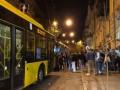 В Киеве в троллейбусе произошла поножовщина