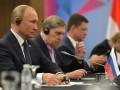 Путин в Париже говорил с Трампом о нефти
