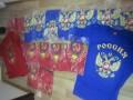 В поезде Москва-Кишинев изъяли футболки с символикой СССР и РФ