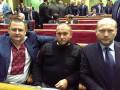 Ярош, Береза, Филатов и Парасюк решили стать оппозиционерами в Раде